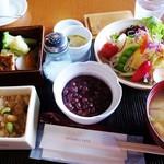 cafe Shizuku - しずくランチセット