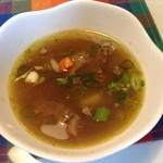 シナモンガーデン - スリランカ風マトンスープ(2016年7月)