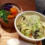 53719957 - 彩りも良くお野菜たっぷり                       はるさめヌードル