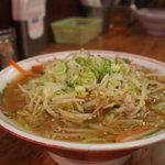 天心 - 料理写真:ノーマル野菜ラーメン