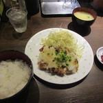 53720705 - 鶏みぞれ定食 ¥650
