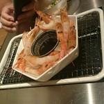 Ocean Grill noov - 赤海老の刺身、8尾(クーポンで5人分)