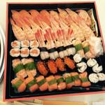 今寿司 -
