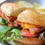 Sandwich Cafe Ampersand -