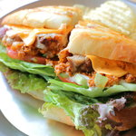 Sandwich Cafe Ampersand - 料理写真:
