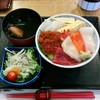 Bishuuzushi - 料理写真:ちらし丼(1000円+税)