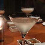 BVLGARI Il bar - ヴェスパー マティーニ