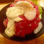 53726823 - ローストビーフ丼