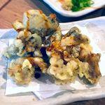 53727172 - 煮つぶ貝の天ぷら¥630 2016.7.15