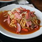 スパゲティハウス めりけん堂 - 料理写真:ミラネーゼ