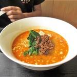 53729503 - タンタン麺・600円