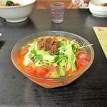 53729626 - 冷しタンタン麺(夏季限定)・600円