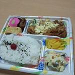 フレッシュ弁当 - 料理写真:おまかせ弁当500円