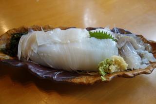 味くらべ - アオリイカ(4,000円)