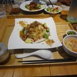 チャイニング ブース - 季節メニューの冷し坦々麺
