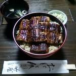 竹屋 - うなぎ丼・特上