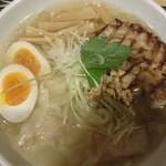麺屋 ふぅふぅ亭 - ふぅふぅ亭スペシャル(塩)