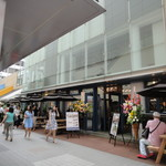 OMG!Cafe - モザイク通りにオープン!