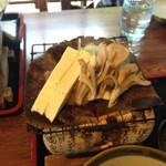 喫茶 今昔 - 白川豆腐