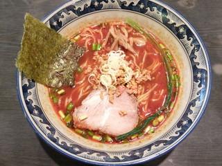 ラーメン石戸 - 四川辣醤麺
