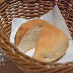トラットリアイルポンテ - コペルトのパン
