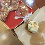 パン工房アラジン - 塩・まめパン