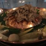 53737815 - 米沢豚 焼鍋