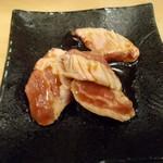治郎丸 - たしか…豚ハラミ。