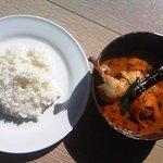 5374153 - スープカレー チキンと野菜