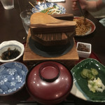 go-en - 釜飯定食
