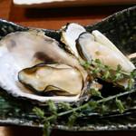 53741422 - 2016/7/14  牡蠣のガンガン焼き〜〜