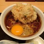 53742209 - 天玉野菜かき蕎麦1026円