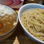 53744290 - 特製つけ麺(特盛)