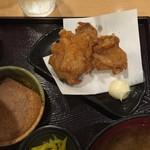 totoguranemuro - 鶏のザンギ