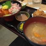 totoguranemuro - 蟹汁には脚が一本