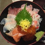 totoguranemuro - 海鮮丼