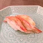 ホテル安比グランド - カニ寿司