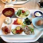 ホテル安比グランド - 朝食バイキング