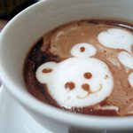 キャラメル・ママ - ドリンク写真:チョコチーノ