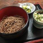 開山 - 裁ち蕎麦