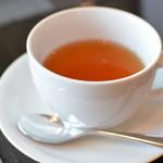 レストラン シンフォニー - 食後の紅茶