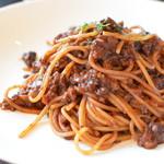 レストラン シンフォニー - スパゲッティ ボロネーゼ
