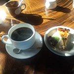ラスタランテ KAYA - セットに付くデザートとコーヒー