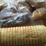 53750173 - カレーパンやラウンドパン 各種