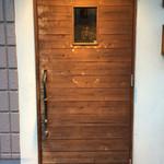 53750708 - ドアも素敵でしょ♪