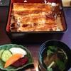 喜舟 - 料理写真:うな重(肝吸、香の物)3500円+税