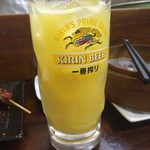 立ち飲み日昇 - マンゴーサワー