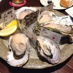 53751482 - 生牡蠣5種