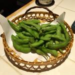 手羽先番長  - 枝豆