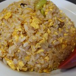 中華そば よし - 素晴らしい焼飯(中)¥450